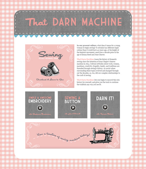 sewing machine timeline